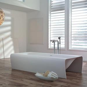 Bathtub of Aquamass / Strip