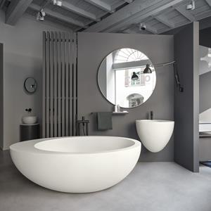 Bathtub of Ceramica Cielo / Le Giare
