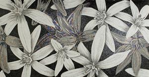 Glass mosaic of Sicis / Flower Power