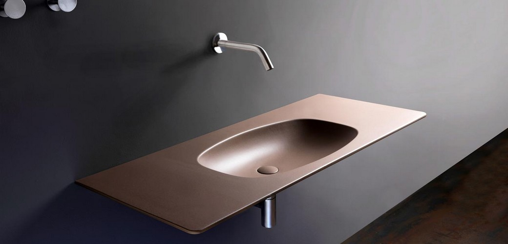 Flaminia Italian has on offer many different colour Basins, toilets and bidets