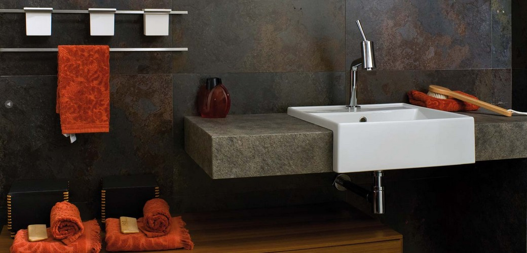 gamadecor produces stylish and original bathroom furnishings and fittings