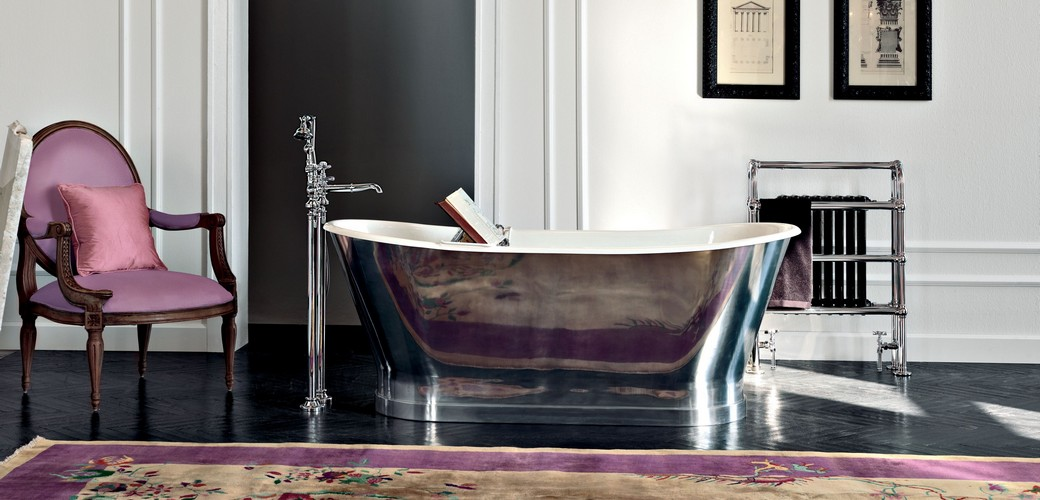 Gentry Home is an Italian company that offers variety of bathroom equipment