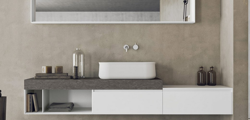 Stylish furniture and bathroom accessories by Novello