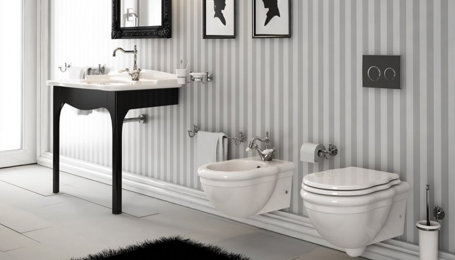 Hidra Ceramica - Basins, Toilets & Tubs