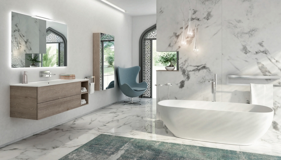 Arlex - Furniture, washbasins &mirrors